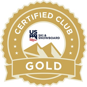 Gold Certified Club Medal